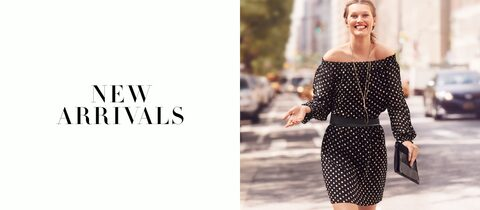 New Arrivals - Printed Dress