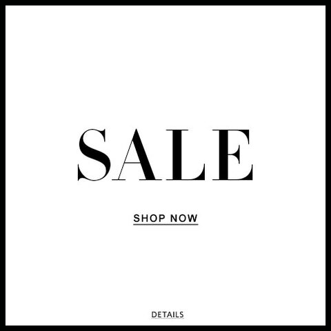 Sale. Shop Now.
