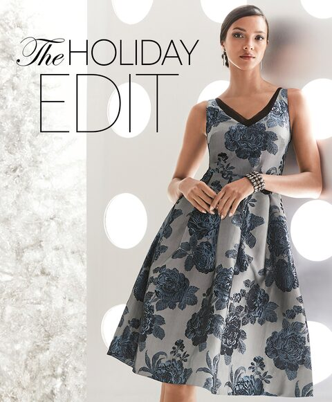 The holiday edit