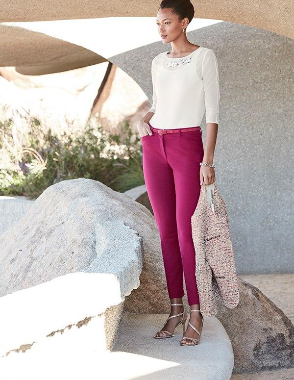 reputable site 3f1b3 a9975 Women s Clothing, Dresses, Tops, Pants, Petite   Plus Size - White ...