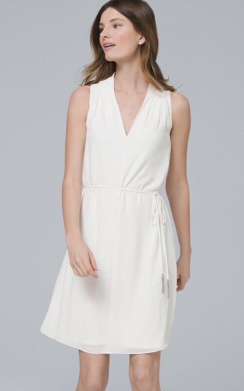 afcff857e78524 Women's Clothing, Dresses, Tops, Pants, Petite & Plus Size - White ...