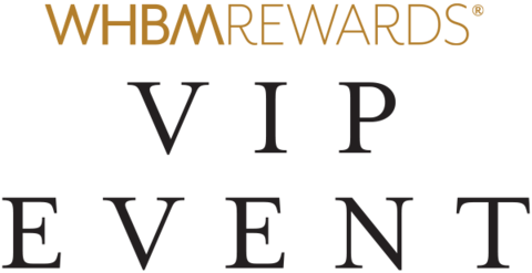 WHBMRewards VIP Event