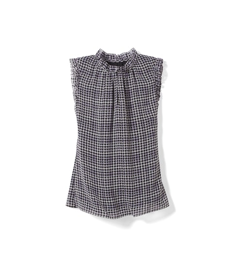 Houndstooth Shell