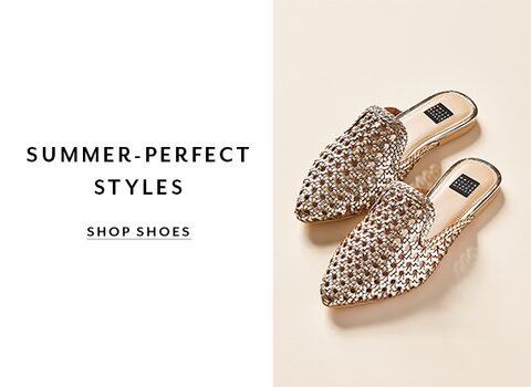 Summer-Perfect Styles. Shop Shoes