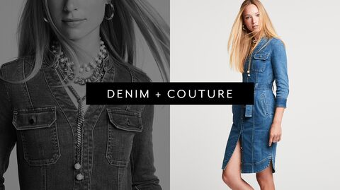 Denim + Couture
