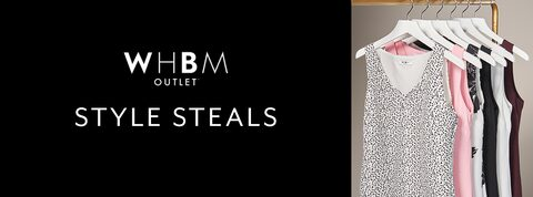 WHBM Outlet. Style Steals