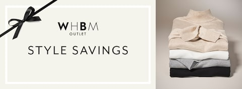 WHBM Outlet. Style Savings