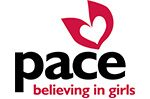 Pace believing in girls