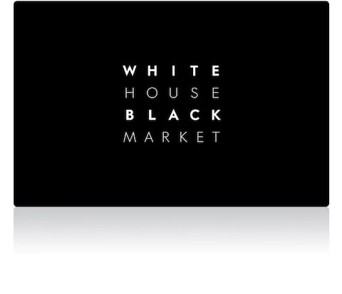 photograph regarding White House Black Market Printable Coupons identify The Great Present - White Place Black Sector - White Place