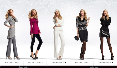 c701b5b520d10 New Year's Eve! Introducing our most-desired looks for every celebration of  2010.